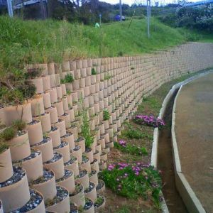 Retaining wall design criteria