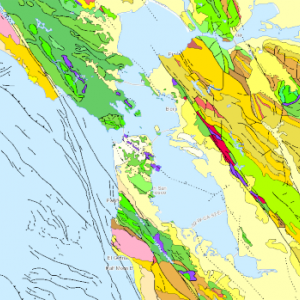 Geologic mapping and site evaluations